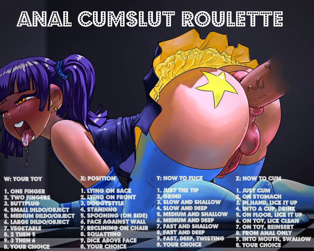 anal roulette