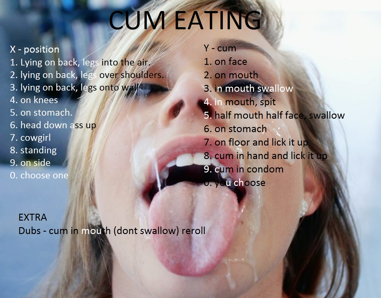 Porn Eating On Floor cum eating fap roulette | free hot nude porn pic gallery
