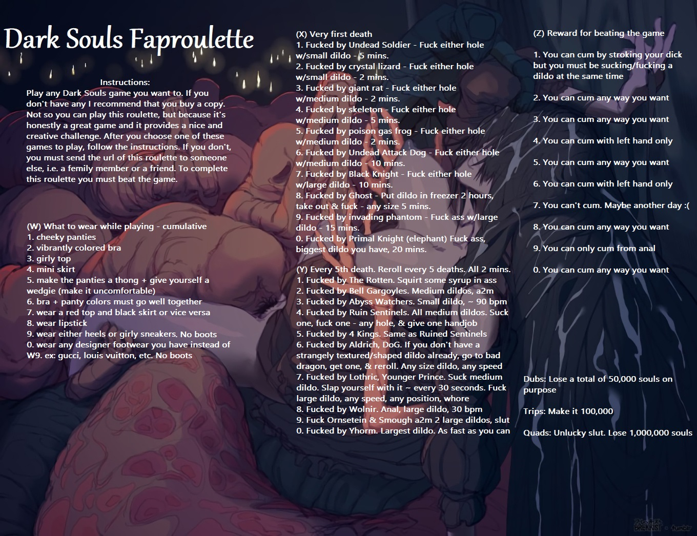 Faproulette Xbooru /