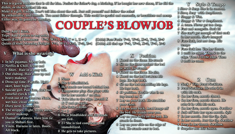 Blowjob Roulette