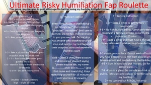 Online Exposure for Humiliation Sissy Play