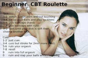 Beginner CBT Roulette