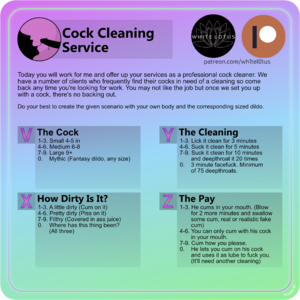 Cock Cleaning Service