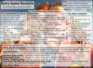 Retro Game Roulette