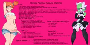 Ultimate Pokemon Nuzlocke Challenge
