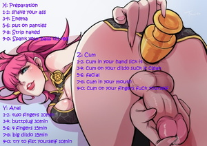 Anal & Cum Roulette