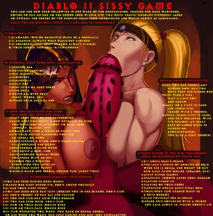 Diablo 2 Sissy Game
