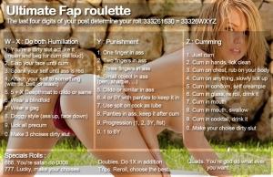 ultimate fap roulette