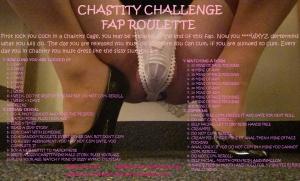 Chastity Challange