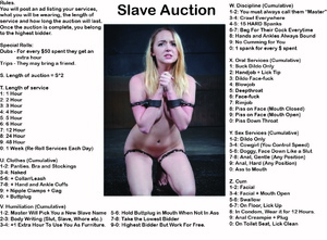 Slave Auction