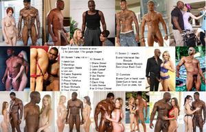 Black Porn Stars