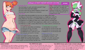 Pokemon Sissy Nuzlocke Challenge