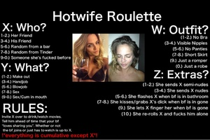 Hotwife Roulette