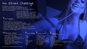 100 Stroke Challenge