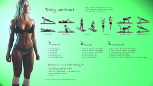 Daily Workout