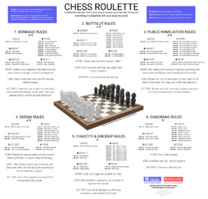 Chess Roulette