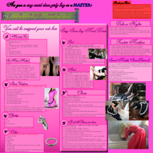 Are you a sissy maid slave girly boy or a Manly Master? (based on penis size)