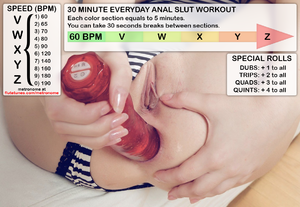 30 minute everyday anal workout