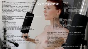 Gym Roulette
