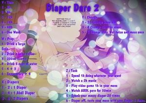 Diaper Dare 2