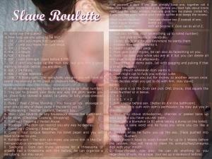 Slave Roulette