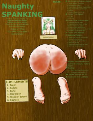 Naughty Spanking