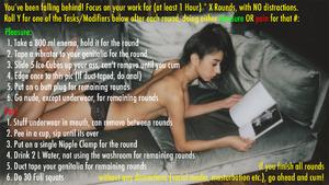 Work/Study Motivator