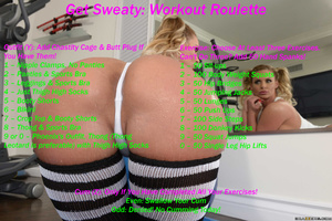 Get Sweaty: Workout Roulette
