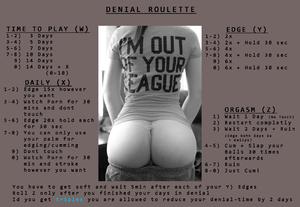 Denial Roulette