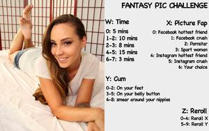 Fantasy pic challenge