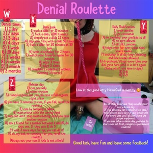 Denial Roulette MarcieGurl