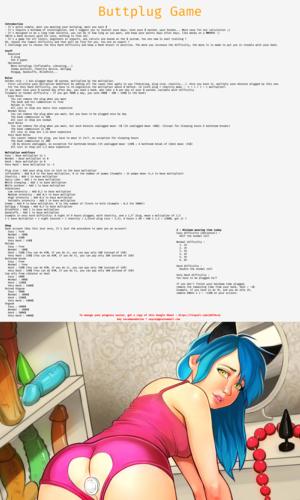 Buttplug Game