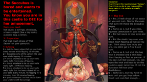 DIE for the Succubus