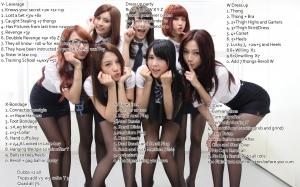 Dress up party Fap kpop korean leverage
