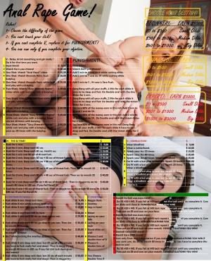 Anal Rape Game earn