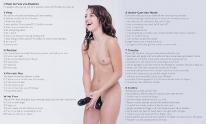 I Want to Fuck you Roulette pegging femdom strapon