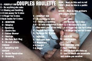 Couples Easy Roulette