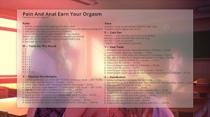Pain And Anal Earn Your Orgasm