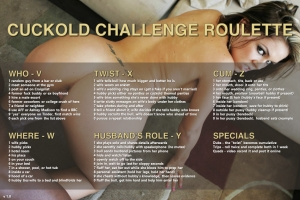 Cuckold Challenge Roulette