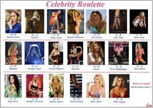 Celebrity Roulette