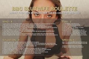 BBC Slutwife Roulette