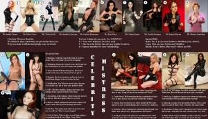 Celebrity Mistress