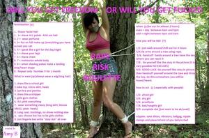 rape risk roulette