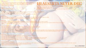 HEALSLUTS NEVER DIE!