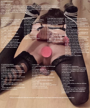 Becoming his Sissy Bitch
