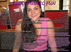 Risky Public Fun