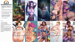 Overwatch fap roulette