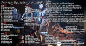 Far cry bondage roulette