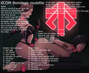 XCOM bondage roulette
