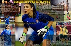 Soccer Bet Fap Roulette